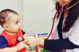 pediatrician baby child doctor