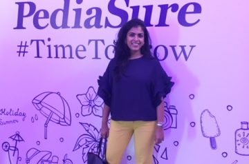 pediasure cookiesandcream lara dutta
